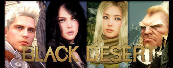Black Desert Gold